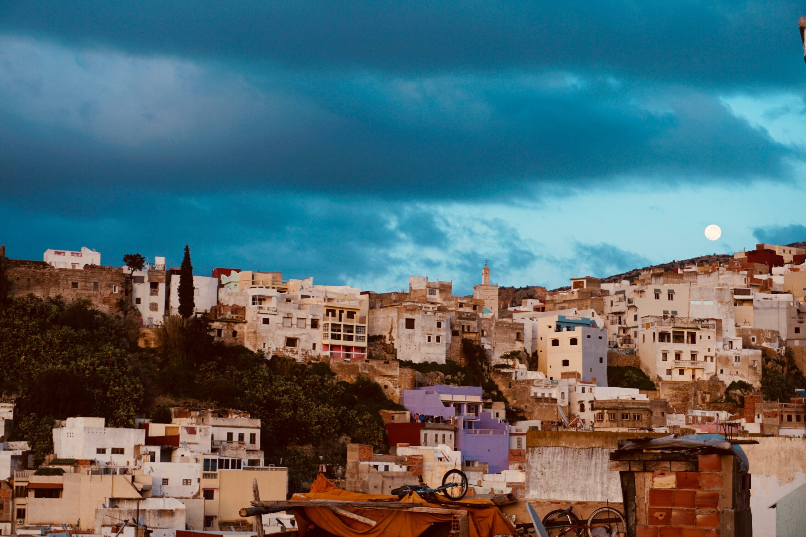 Financial Incentives for Disaster Risk Reduction in Morocco