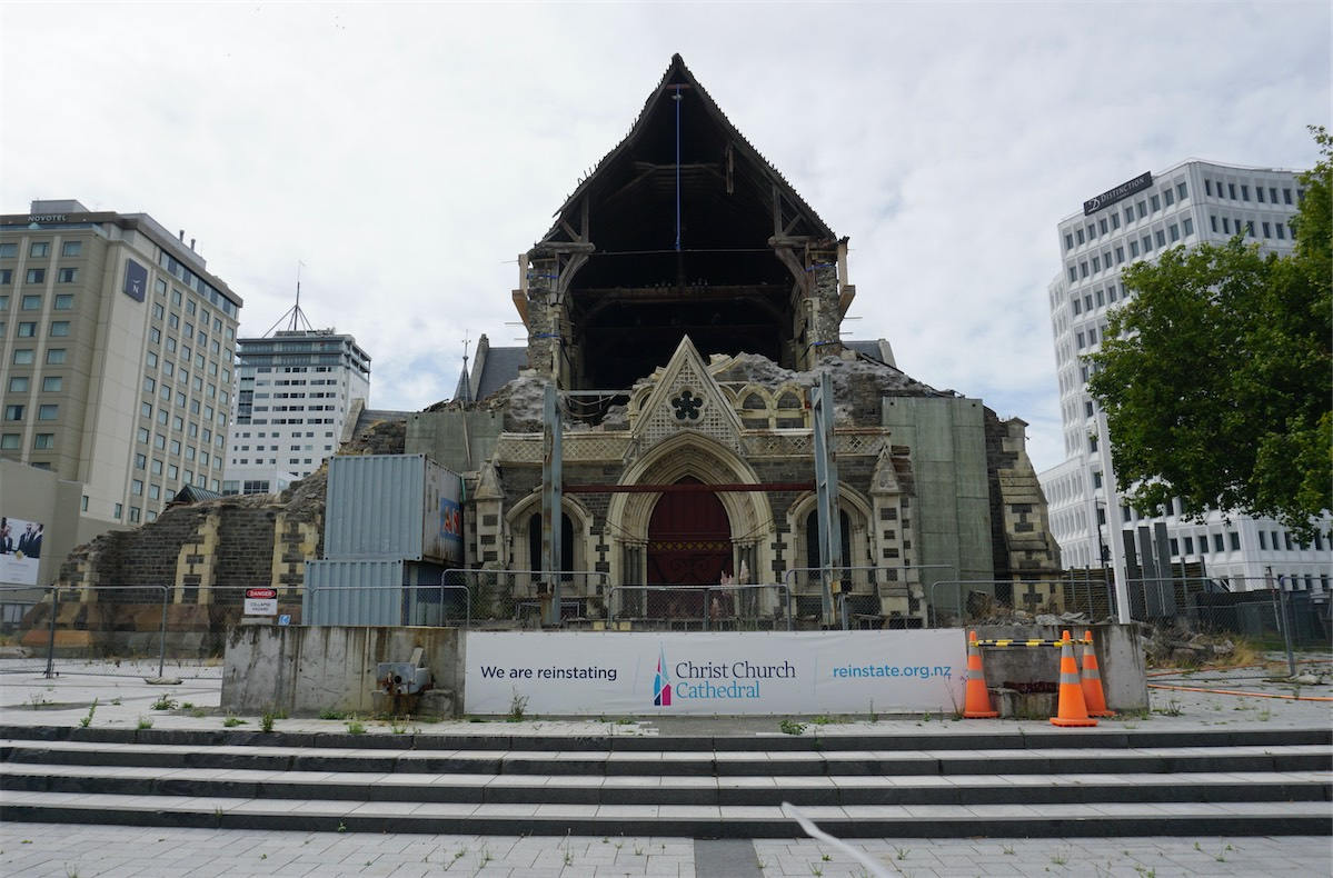 Quake action: Christchurch Student Volunteer Army